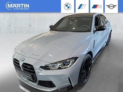 BMW M3 Competition Limousine Laserlicht Komfort Harman&Kardon Sitzbelüftung