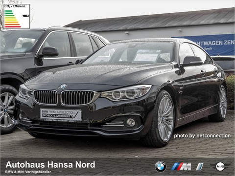 BMW 430 Gran Coupe LUXURY LINE