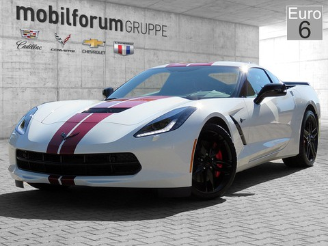 Corvette C7 2.9 Red Package 8AT EFF