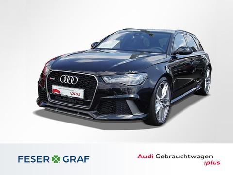 Audi RS6 Avant Performance Abgas