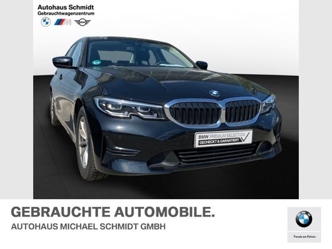 BMW 320 d LIVE HIFI