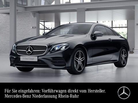 Mercedes-Benz E 200 Coupè AMG PARKASS