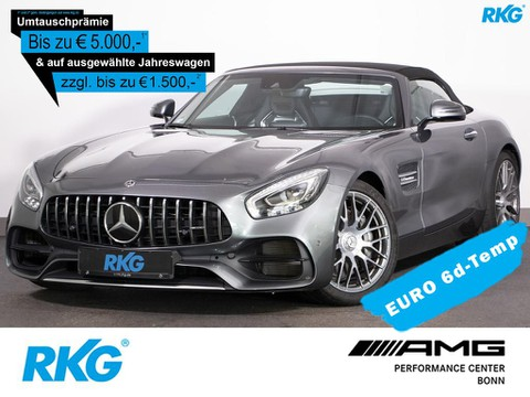 Mercedes-Benz AMG GT R oadster Sitzklima Designo Perf Sitze
