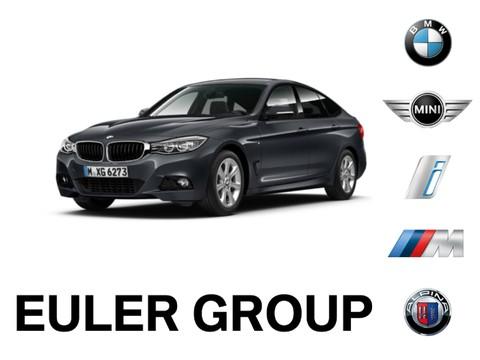 BMW 320 Gran Turismo d xDrive M-Sport AD Multif Lenkrad