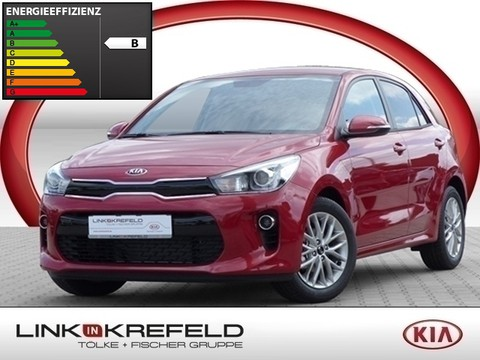 Kia Rio 1.2 Dream-Team Edition