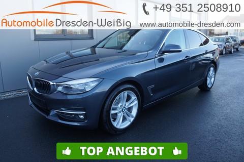 BMW 318 Gran Turismo d Luxury Line