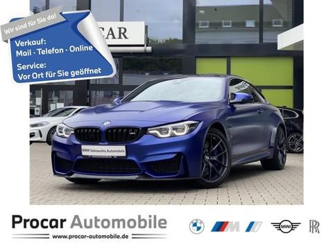 BMW M4 CS M Prof M Drivers Package