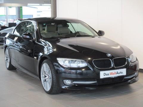 BMW 325 3er Cabrio - 325 d Automatik Na