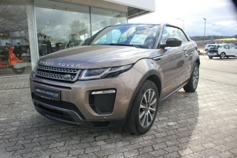 "Land Rover Range Rover Evoque Cabriolet SE Dynamic ""19"" HIFI"