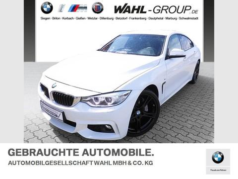 BMW 435 i Gran Coupé M-Sport |