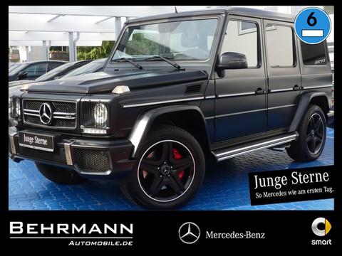 Mercedes-Benz G 63 AMG Designo Extra