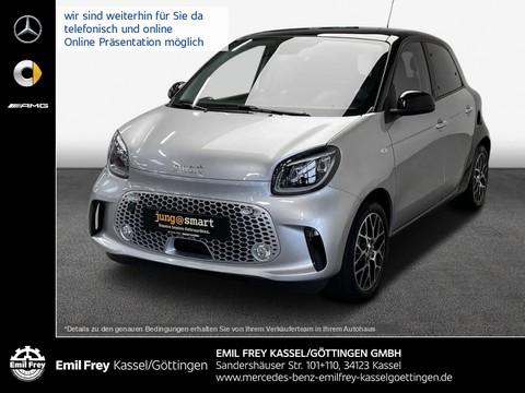 smart ForFour EQ prime BAFA möglich 22kW