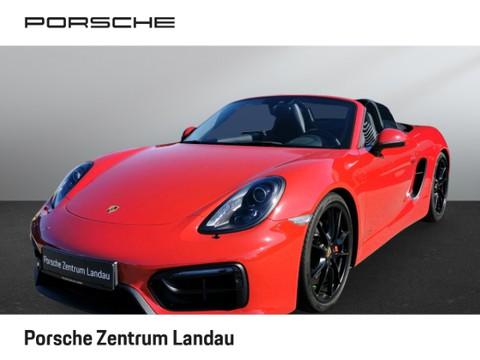 Porsche Boxster GTS Sportfahrwerk Package