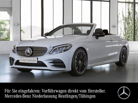 Mercedes-Benz C 180 Cabrio AMG Night Sitzklima
