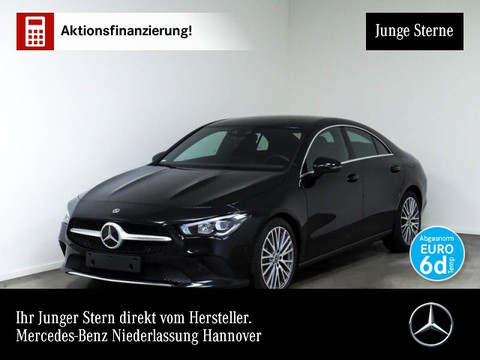 Mercedes-Benz CLA 220 Cp Premium