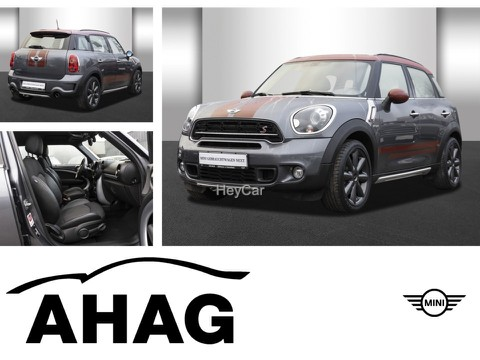 MINI Cooper S Countryman Park Lane Chili