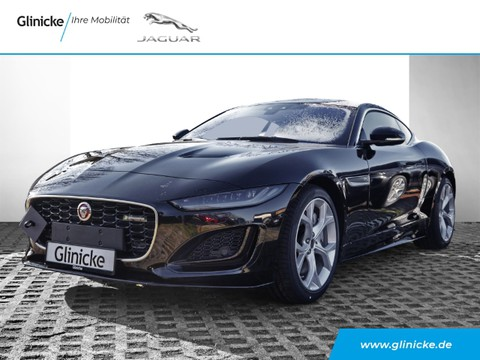 Jaguar F-Type 2.0 L Coupe R-Dynamic i4 EU6d