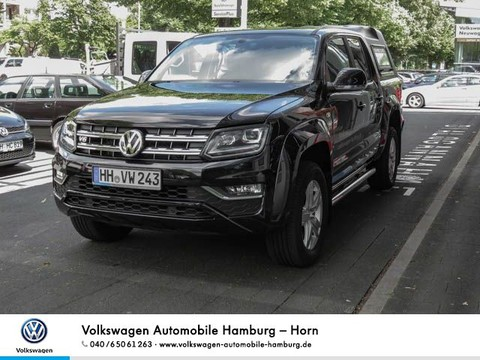 Volkswagen Amarok 3.0 TDI DC Highline Automatik