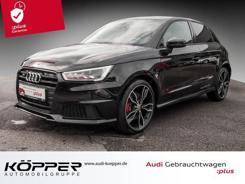 Audi S1 2.0 TFSI qu Sportback 1 FIN OPTIK EXT OPT SCHWARZ BLUET
