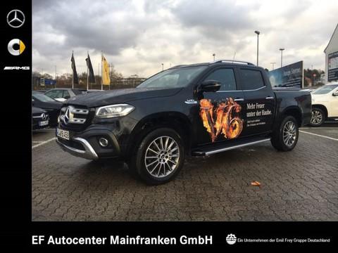 Mercedes-Benz X 350 D POWER EDITION ° Diff