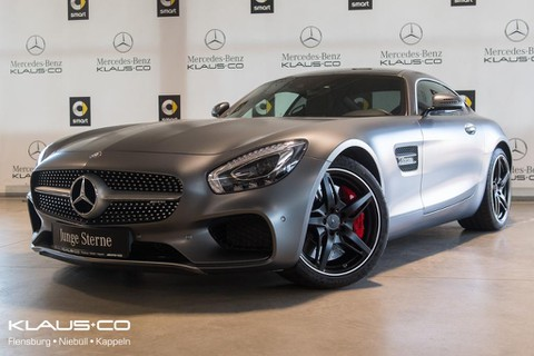 Mercedes-Benz AMG GT S Designo Spur-P