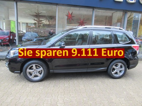 Subaru Forester 2.0 X Lineartronic Exclusive (SJ)