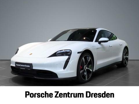 Porsche Taycan 4S Top-View