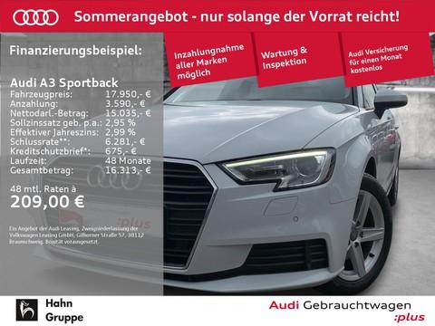 Audi A3 Sportback 30TFSI Einpark