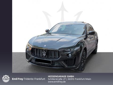 Maserati Levante GranSport Nerissimo Paket B&W