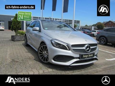 Mercedes-Benz A 180 d PEAK AMG