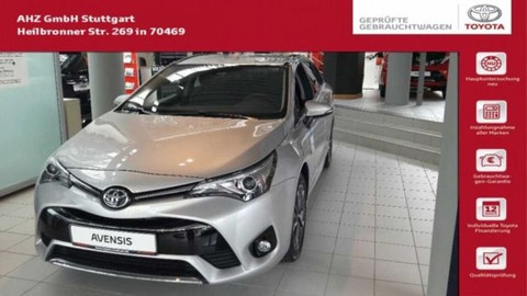 Toyota Avensis 1.8 Sports Multidrive S Team D