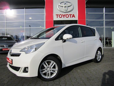 Toyota Verso-S 1.3 3 VVT-i Club