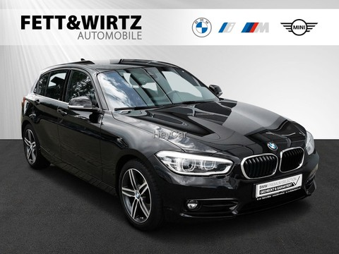 BMW 125 d Sport Line Sports