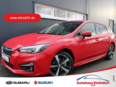 Subaru Impreza 2.0 i Sport Lineartronic Eye-Sight