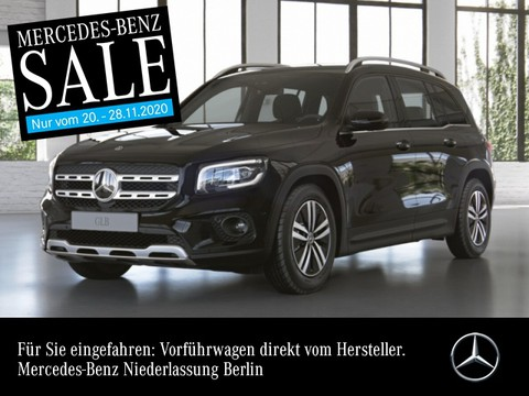 Mercedes-Benz GLB 200 Laderaump Spurhalt