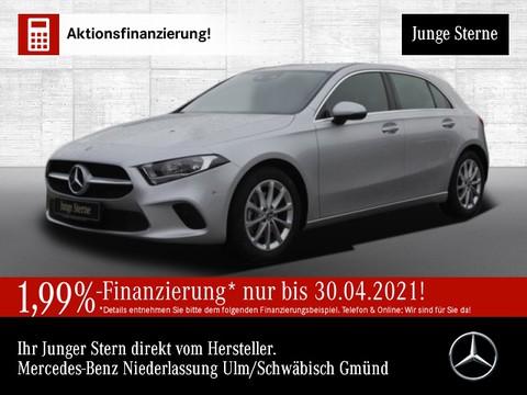 Mercedes-Benz A 200 Progressive Spurhalt