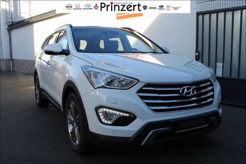 Hyundai Grand Santa Fe 2.2 CRDI blue Premium Vollausstattung