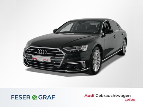 Audi A8 Lang 60TFSI e Adv Sitzbel Mass