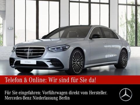 Mercedes-Benz S 400 d L AMG Burmester 3D ° Airmat