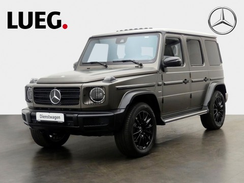 Mercedes-Benz G 400 d AMG STRONGER THAN TIME Edition