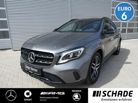 Mercedes GLA 250 4.6 Urban Night NP593