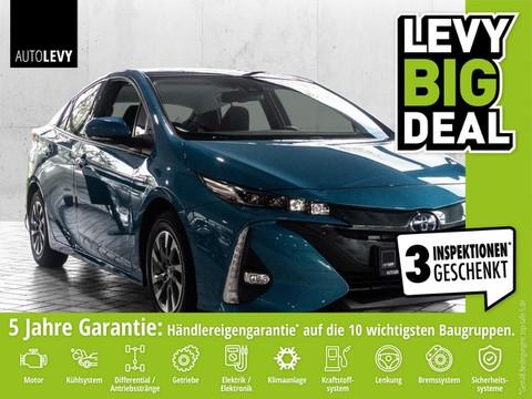 Toyota Prius Plug-in Hybrid Solar 8fach