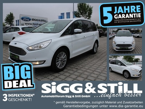 Ford Galaxy 1.5 EcoBoost Titanium Park-&Spurass