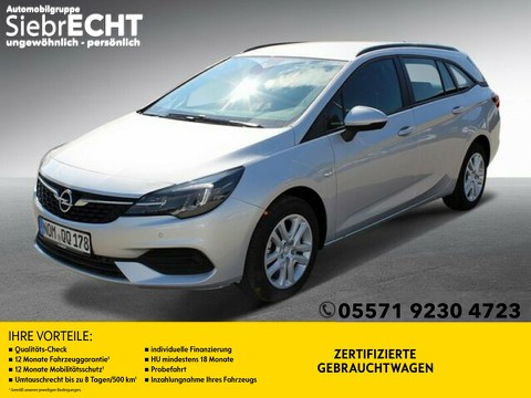 Opel Astra 1.5 K D Edition S S