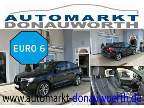 BMW X4 xDrive20d M-Sport