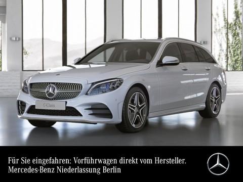 Mercedes-Benz C 180 T AMG Spur