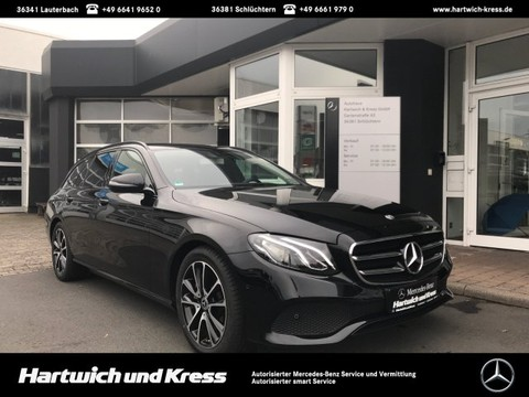 Mercedes-Benz E 200 T Avantgarde Nightp