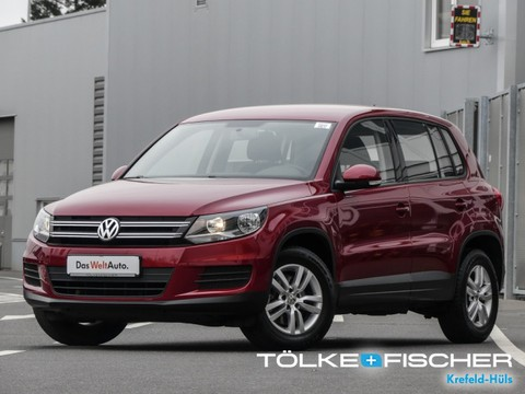 Volkswagen Tiguan 1.4 TSI Trend Fun