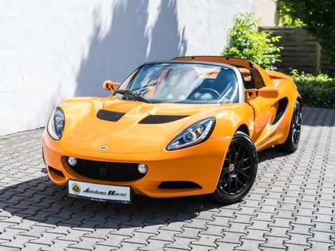 Lotus Elise Sport 220 Orange Metallic