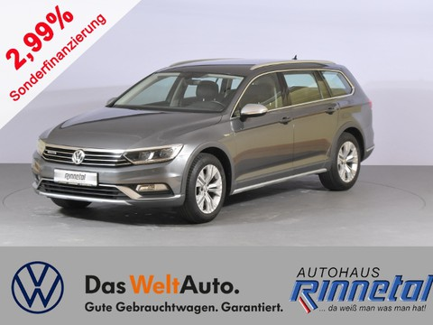 Volkswagen Passat Alltrack 2.0 TDI LE